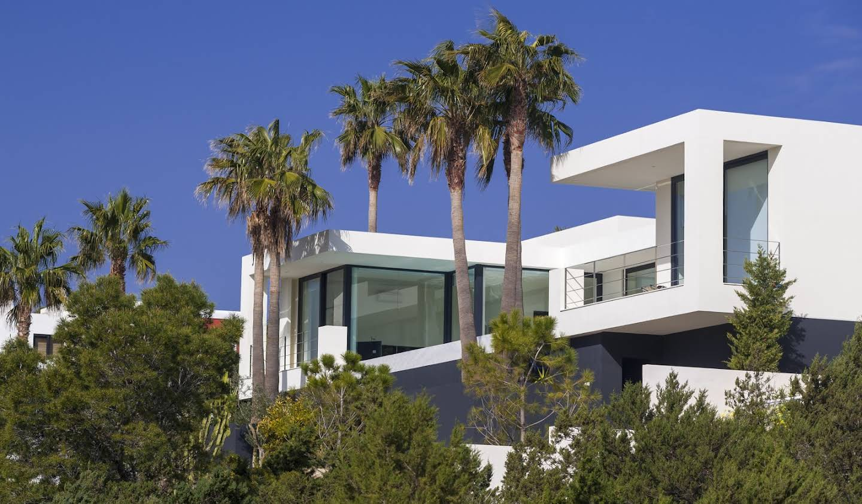Propriété avec piscine en bord de mer Ibiza