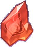 Miếng Mã Não Cháy - Agnidus Agate Chunk