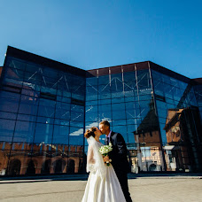 Wedding photographer Anna Kononec (annakononets). Photo of 11.01.2018