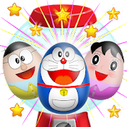 Vending Machine Eggs Doraemon