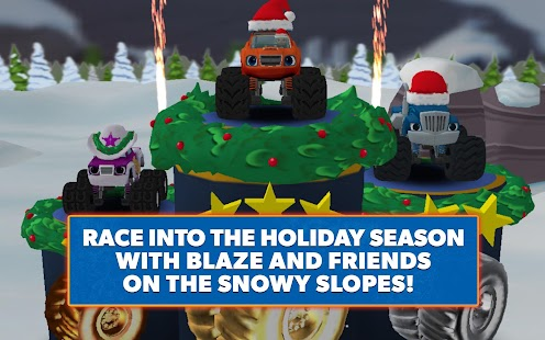 Blaze and the Monster Machines- screenshot thumbnail