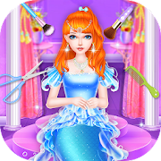 Mermaid Fashion Makeup Salon