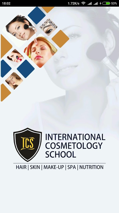 ICS- International Cosmetology- screenshot