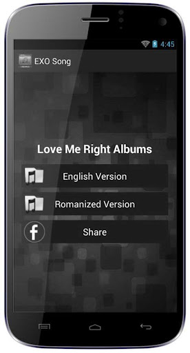 EXO - Love Me Right Song