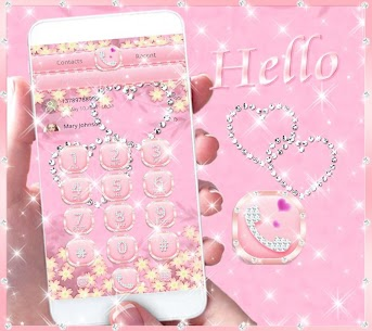 Theme Rose Gold Diamond 7