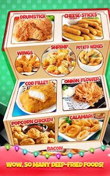 Deep Fry Maker - Street Food