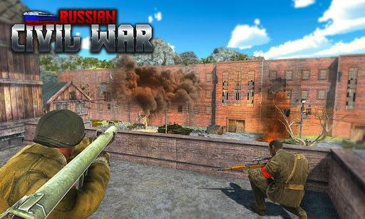Russian Army Civil War Battlegrounds Survival Game 1.0.3 screenshots 2