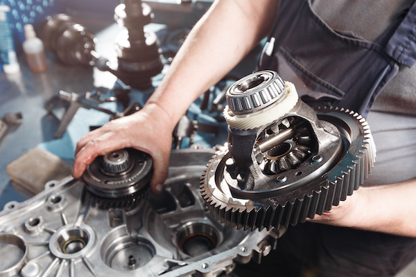 What Are the Differences Between Transmission Repair, Replacement, & Rebuild?