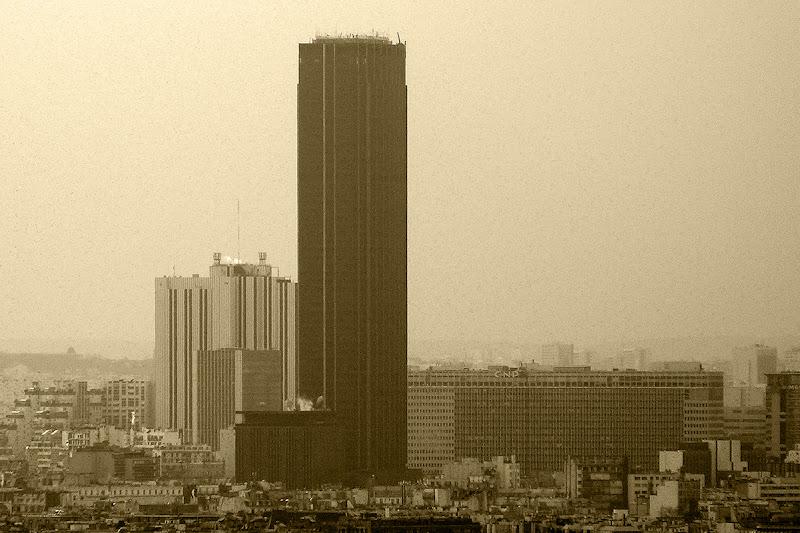 Tour Montparnasse di VILLA MARIO