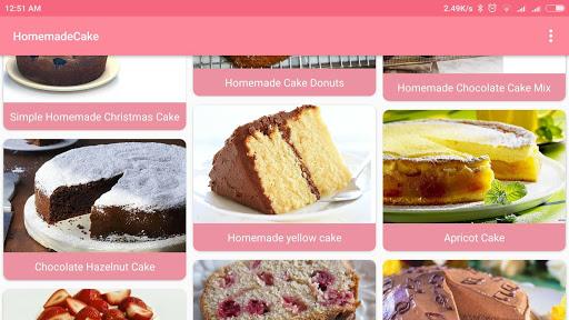 玩免費遊戲APP|下載Homemade Cake app不用錢|硬是要APP