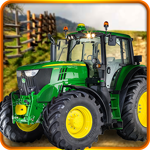 Farming Tractor : USA