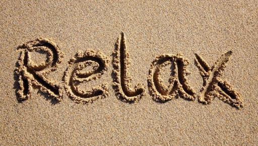 편하게 하다 - Relax