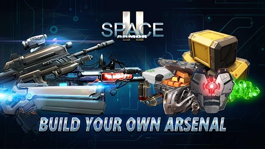 Space Armor 2 1.3.0 MOD (Unlimited Money) 3