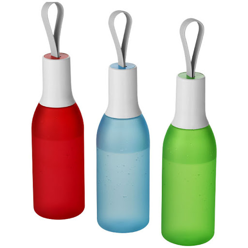 Water Bottle with Carrying Strap
