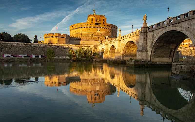 Castel Sant'Angelo allo specchio di mapi2019