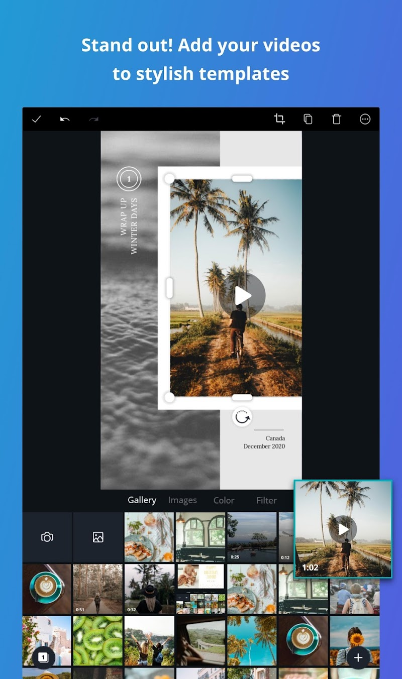 Canva: Graphic Design, Video, Collage & Logo Maker Screenshot 15