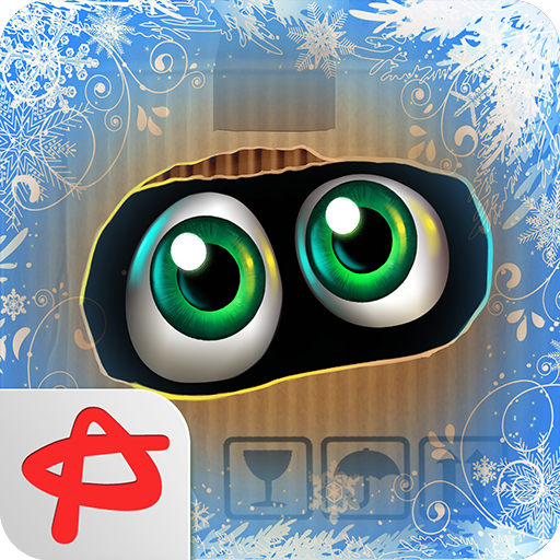 Boxie: Hidden Object Christmas Puzzle (game)
