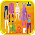 Dress Up Games For Girls icon