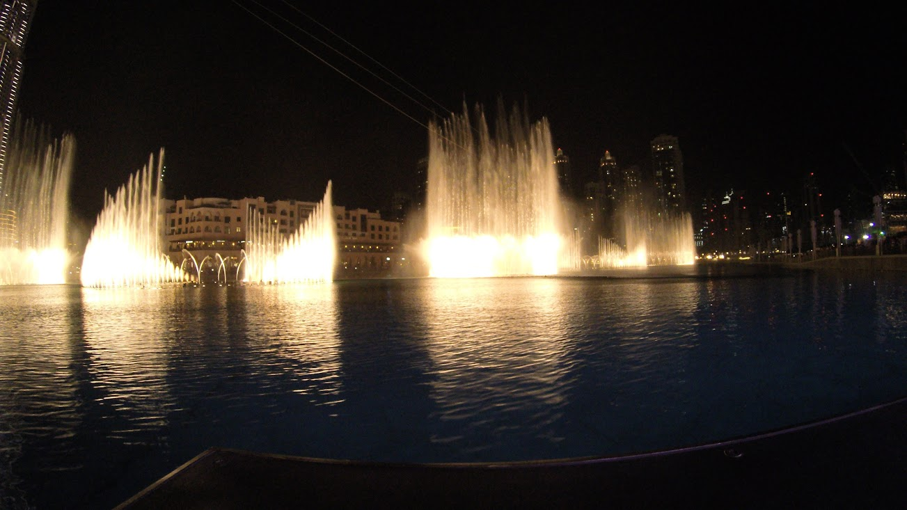 Пак фонтаните