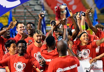 Coupe de Belgique: la date du tirage des seizièmes de finale