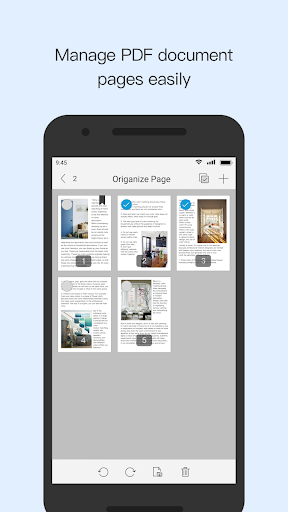 Foxit PDF Reader Mobile - Edit and Convert 7.2.1.1025 Apk for Android 4