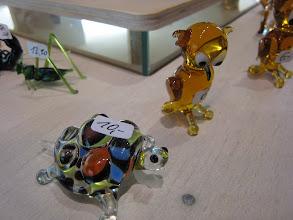 Photo: Deutsches Museum exhibits: glass