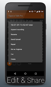 Tape-a-Talk Pro Voice Recorder v1.0.0.8