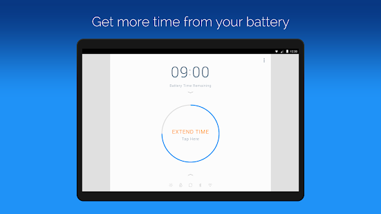 Battery Time Saver & Optimizer Screenshot 11