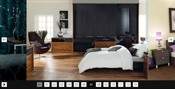 Beautiful Bedroom Designs screenshot