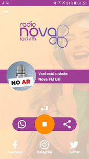 Download Nova FM BH For PC Windows and Mac apk screenshot 1