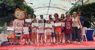 Ganadores de la vigesimoquinta edición del concurso.