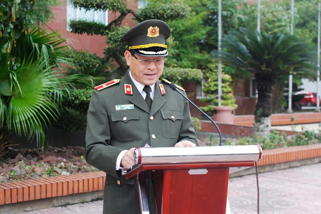 Thiếu tướng Nguyễn Hữu Cầu phát động quyên góp ủng hộ Tết vì người nghèo năm 2020