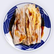 Shrimp Rice Noodle Rolls 鲜虾肠粉