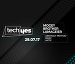 Tech Yes ft Brother, Mogey & Lamageier : Shimmy Beach Club