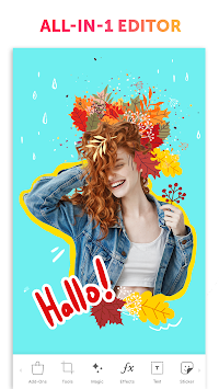 PicsArt Fotostuudio Ja Collage APK screenshot thumbnail 5