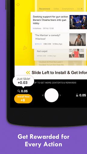 Slide - Earn Free Recharge! screenshot 2