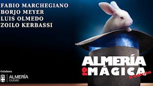 Gala Internacional de Magia en el Teatro Apolo.