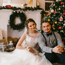 Wedding photographer Kseniya Romanova (RomanovaKseniya). Photo of 01.01.2018
