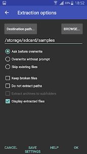 RAR Premium 5.91 Mod Apk Download 3