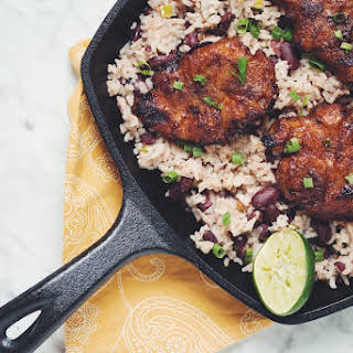 Spiced Rum Chicken Recipes.