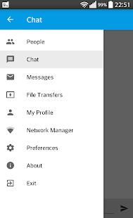 Wi-Fi Talkie FREE- screenshot thumbnail