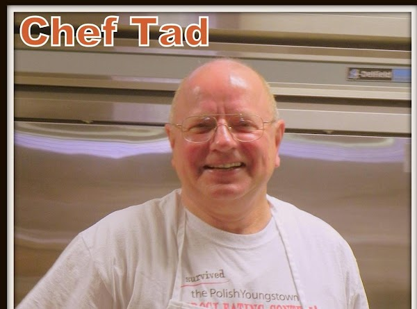 Our wonderful instructor Chef Tad.