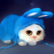 3d Cute Cat Live Wallpaper Themes Apps On Google Play