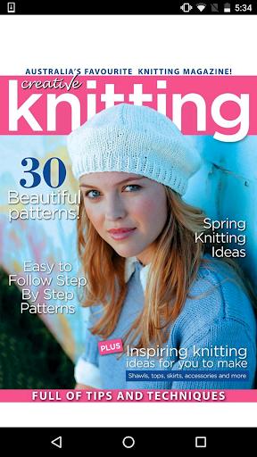 Creative Knitting Magazine
