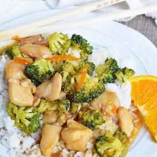 Orange Broccoli Chicken Recipes