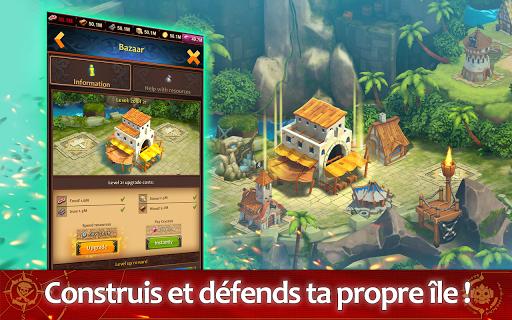 Pirate Sails: Tempest War  code Triche 1