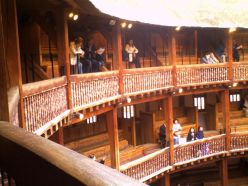 The Globe Theater, London