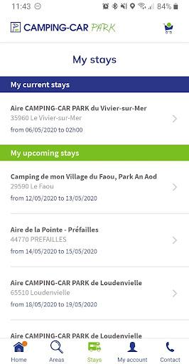 CAMPING-CAR PARK screenshot 5