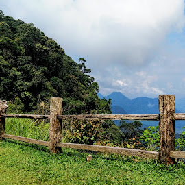 Borneo Highland at its best daylight by Mohammad Zaid Bin Johari - Buildings & Architecture Other Exteriors ( mountain, sarawak, kuching, hiking, borneo )