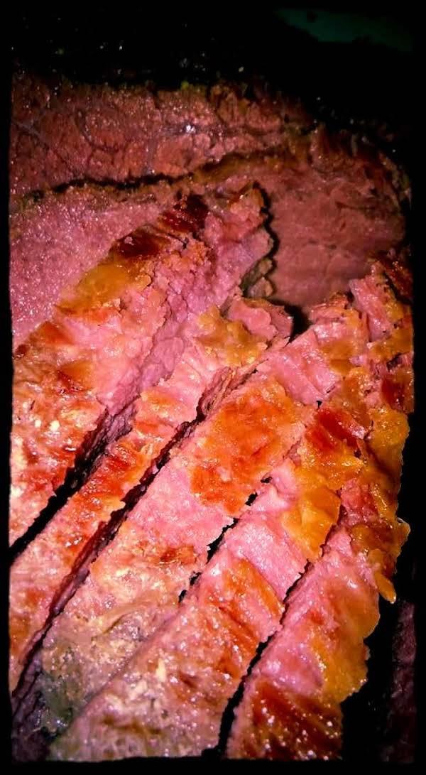 Homemade Irish Corned Beef & Russian Dressing To Make Reuben Sandwiches